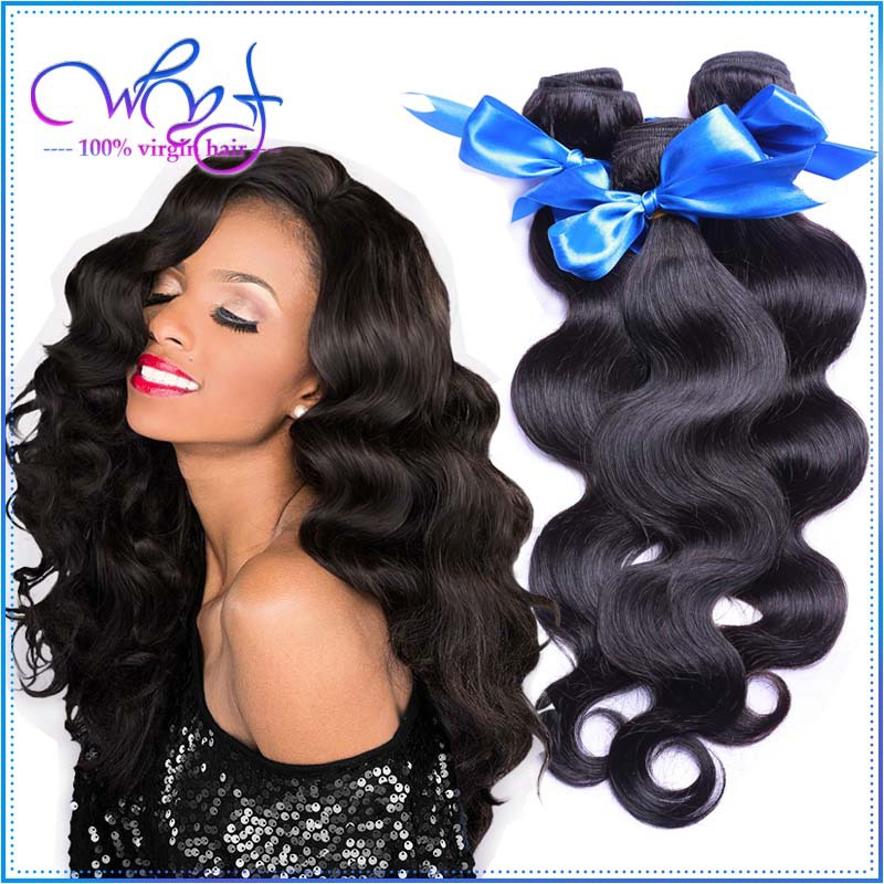 Cheap Rosa Hair Products Brazilian Body Wave Hair Weave Bundle 4 Bundles 7A Brazilian Virgin Hair Body Wave Cheap Brazilian Hair(China (Mainland))