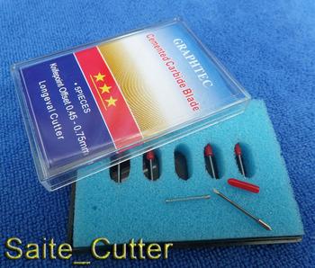 5 PCS 45 Degree Graphtec CB09 Blade Cutting Plotter Cutter Blade Free shipping