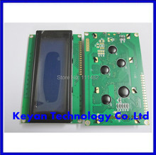 Free shipping ! LCD Board 2004 20*4 LCD 20X4 5V Blue screen LCD2004 display LCD module LCD 2004 for arduino(China (Mainland))