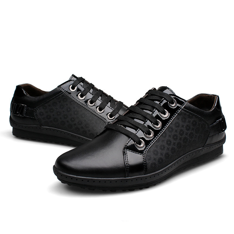 Shoe Golf Picture - More Detailed Picture About Luxury High Quality Men Shoes Mens Fashion Flat ...