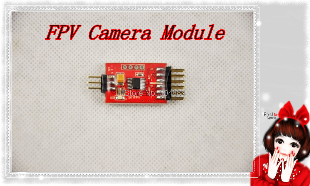 New Sale 1Pcs 3 Channel Video Switcher Module 3 way Video Switch Unit For FPV Camera Free Shipping(Hong Kong)