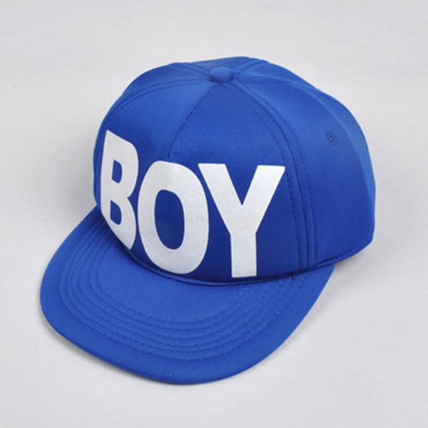 продаваемых милые дети мальчиков девочек шляпы бейсбол шляпа солнца охота письмо печати baby cap регулируемый шляпа