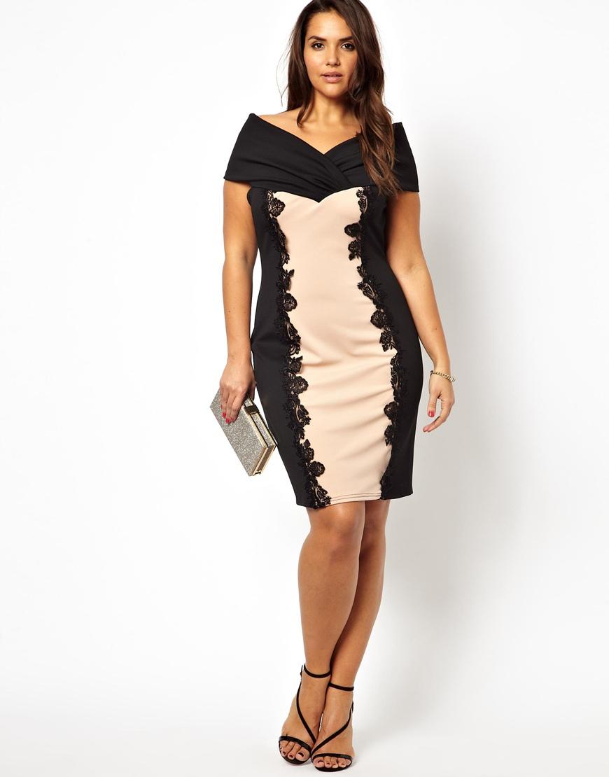 Party Dress For Plus Size Ladies - Long Dresses Online