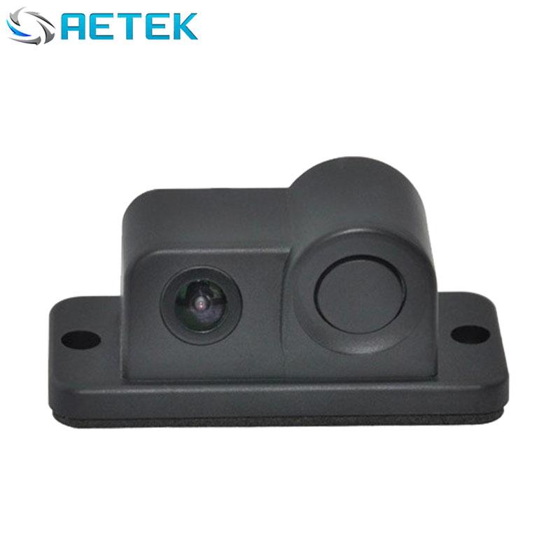 2016 New 170 Wide Angle HD Night Vision Car Rear View Camera Reverse Backup support Parking Assistant System Radar Sensor Camera(China (Mainland))