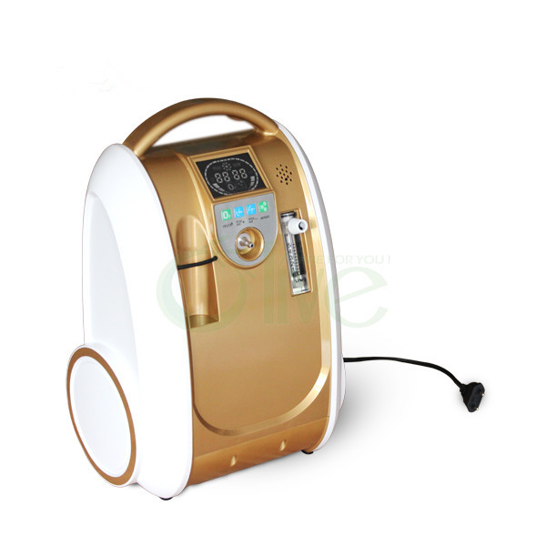 Гаджет  Wholesale - Factory supply portable oxygenerator 5L durable car use Portable Oxygen Concentrator with battery and carry bag None Бытовая техника