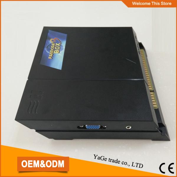 Best price!!!  Pandoras Box 3  520 in 1 multi arcade game pcb board, Jamma multi game motherboard<br><br>Aliexpress