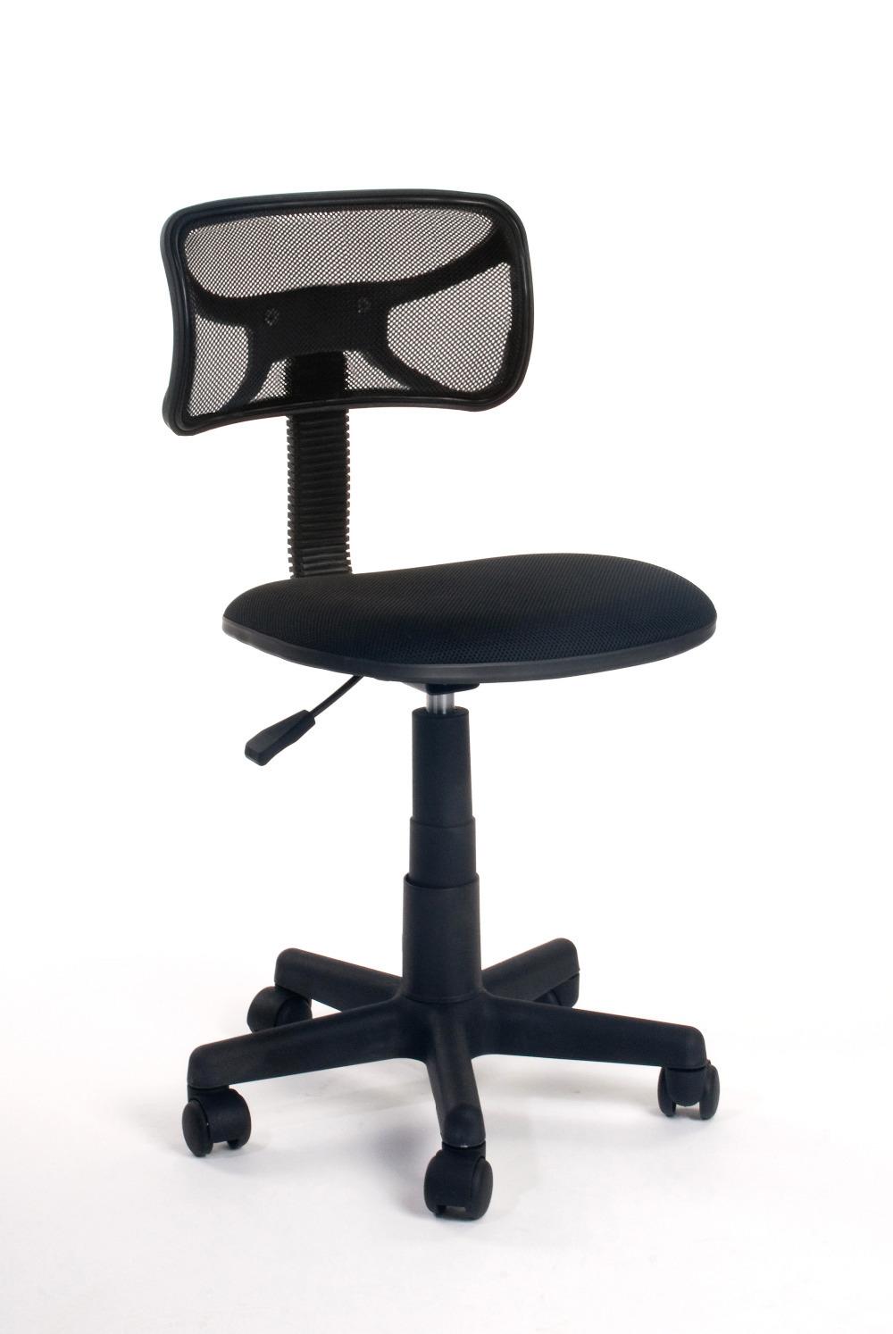 Oficina silla de la computadora negro en sillas de for Silla computadora