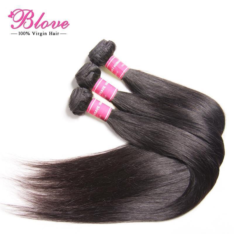TOP Indian Virgin Hair Stright 3Pcs/lot 7A Indian Virgin Hair Extensions New Cheap Human Hair Bundles Natural Color Hair Weave(China (Mainland))
