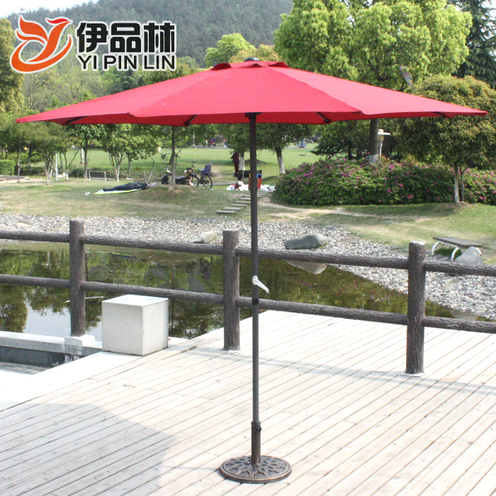 Outdoor umbrella patio stall booth in the column beach upgrade section<br><br>Aliexpress