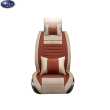 Special Leather car seat cover subaru forester 2014 heritage xv impreza legacy car accessories