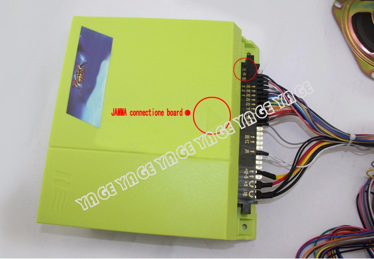 Jamma game DIY kit Arcade bundle parts Pandora 4S multi game PCB board Upgraded Version 680 in 1  box 4S HDMI VGA output