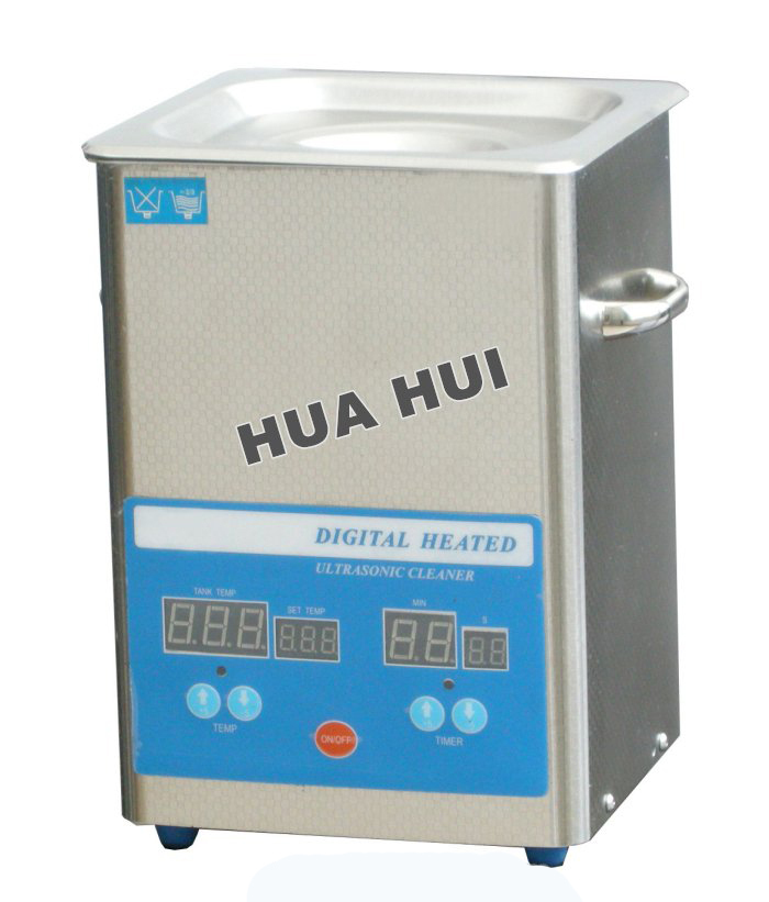 Digital Heated Ultrasonic Cleaner 2.0L 50W, Jewellery Cleaning Machine(China (Mainland))