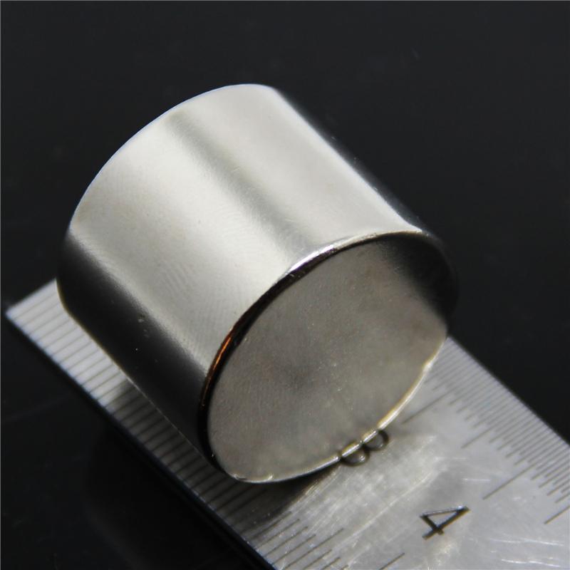 5pcs Bulk Small Round NdFeB Neodymium Disc Magnets Dia 25mm x 20mm N35 Super Powerful Strong Rare Earth  Magnet Free Shipping<br><br>Aliexpress