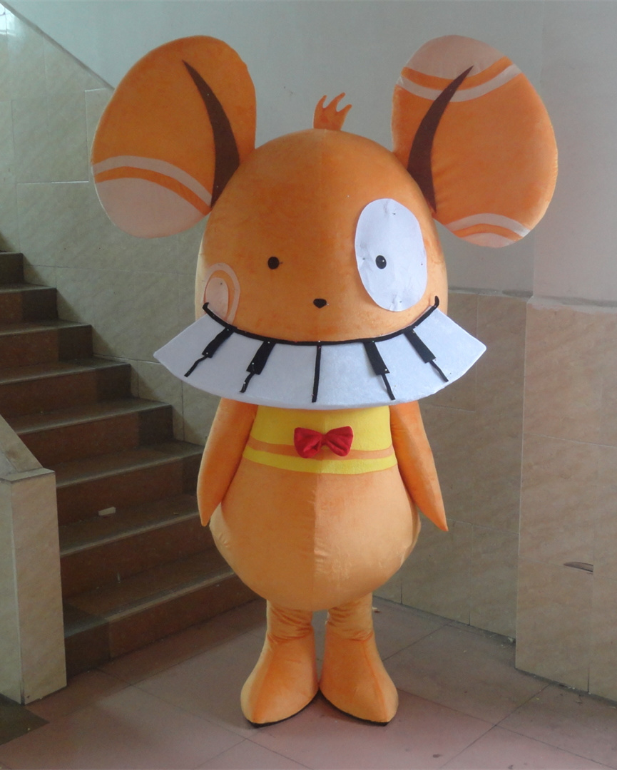Big Rat Mouse mascot costume custom fancy costume anime cosplay fancy dress carnival costume(China (Mainland))