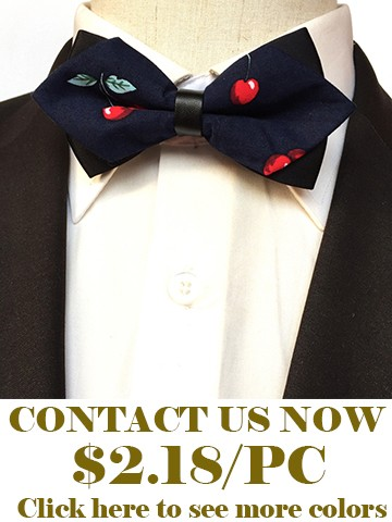 Flower bow ties for men1