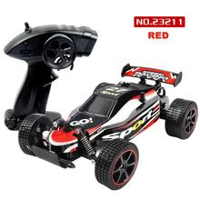 Buy Baby Gift RC Car Remote control off-road vehicles 1:20 2.4GHZ 2WD Radio Remote Control Road RC RTR Race Car Truck Red Green for $24.89 in AliExpress store