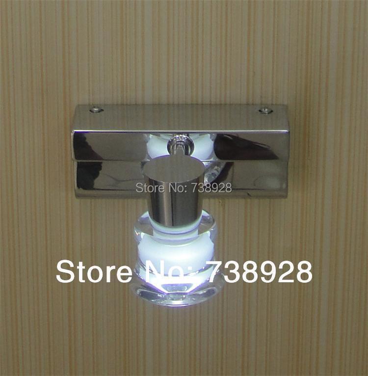 newest 3w wall lamp 3w led wall light bedroom bedside light/bedroom 6pcs/lot mirror light bathroom mirror front lamp<br><br>Aliexpress