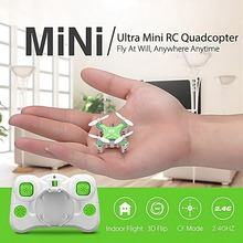 D1 Drone Mini Headless Mode 2.4G 4CH 6Axis RC Quadcopter