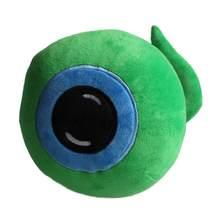 Muito Bom Quente Jacksepticeye Sam 25 Séptico Olho Verde Brinquedos de Pelúcia Boneca de Brinquedo de Pelúcia cm(China)