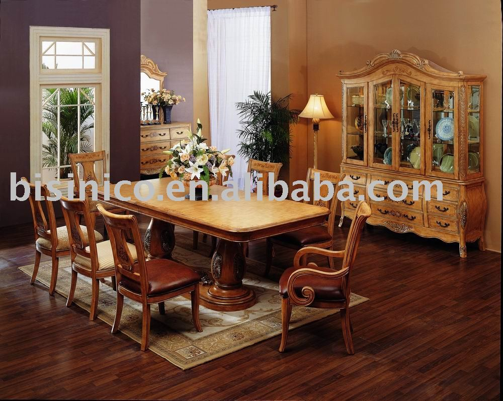 American dining room sets,dining table,arm chair,dining chair,wine cabinet,console table,mirror,American furniture(China (Mainland))