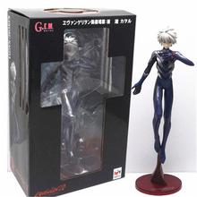 [PCMOS] Anime EVA Evangelion 2.0 Movie Nagisa Kaworu 9″ PVC Complete Figure New In Box 5680