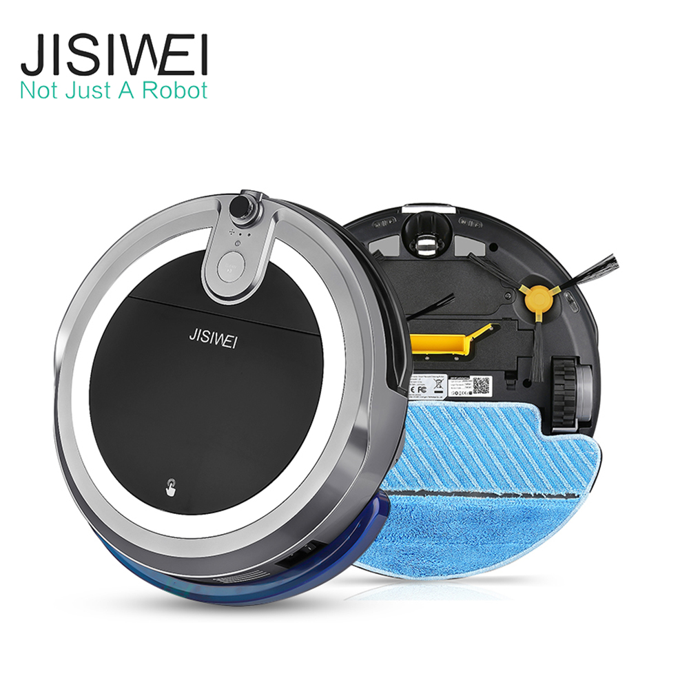 JISIWEI I3 Best Robot Vacuum Cleaner For Home APP Control Wireless Cleaning Floor Machine Wifi Intelligent Clean Floor Robot(China (Mainland))