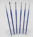 6pcs High quality mix Dental Porcelain Brush Pen Dental Lab Equipment free shipping