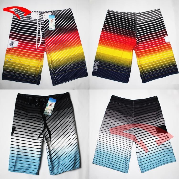 2015 New Mens Surf Board Shorts Yellow Black and Orange Patchwork Boardshorts Beach Swim Mens Beach Wear S/M/L/XL/XXL(China (Mainland))