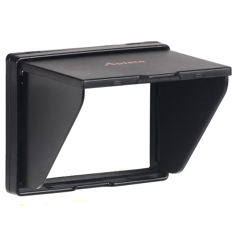 Ableto LCD Screen Protector Pop-up sun Shade lcd Hood Shield Cover for Mirrorless Digital CAMERA FOR fujifilm X-pro1 XF1 XQ2 XQ1(China (Mainland))