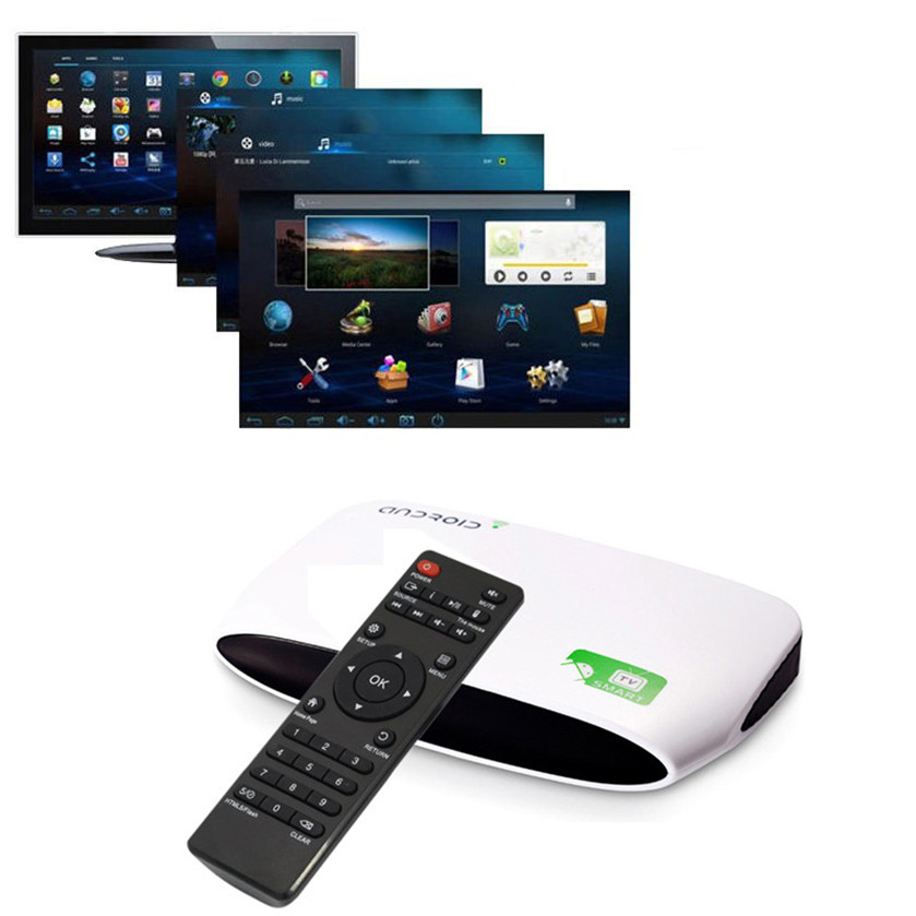 Best Price HX13 Quad Core Android 4.4 Smart TV Box Media Player WiFi HDMI Full 1080P HD(China (Mainland))