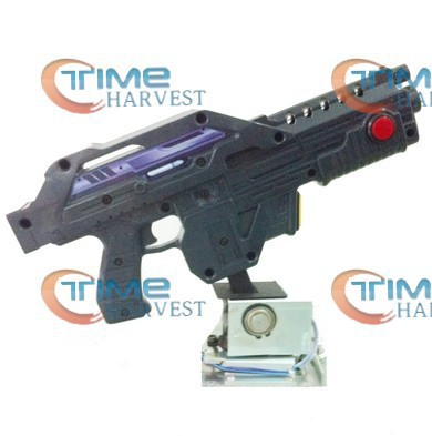 GUN FOR ALIENS EXTERMINATION SHOTTING MACHINE SHOOTING GAME GUN FOR PC MOTHERBOARD CONVERTING ALIENS EXTERMINATION SHOOTING GAME(China (Mainland))