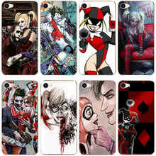 Buy 327GH Suicide Squad Joker Harley Quinn Transparent Cover Case for Meizu M2 M3 M3S M3 Mini M3S Mini M3 note M5 M5note U10 U20 for $1.24 in AliExpress store