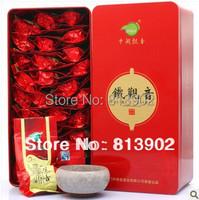 Premium organic 2015 China Anxi Tie Guan Yin Tea Chinese Oolong Tea Green Tea 250g Free Shipment