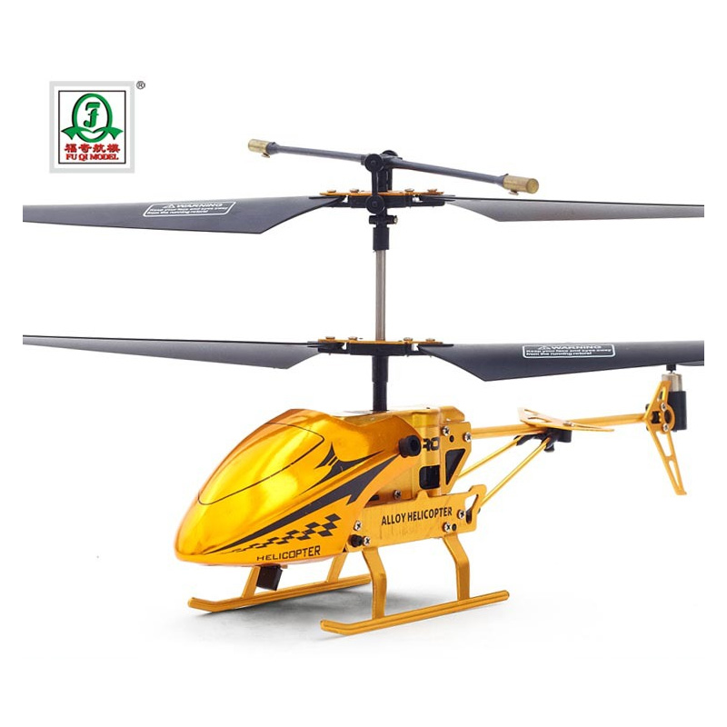 FQ777-138A Plastic RC Helicopter Model Quadrocopter 3.5 Chanels Children's Toy 1pcs/lot(China (Mainland))