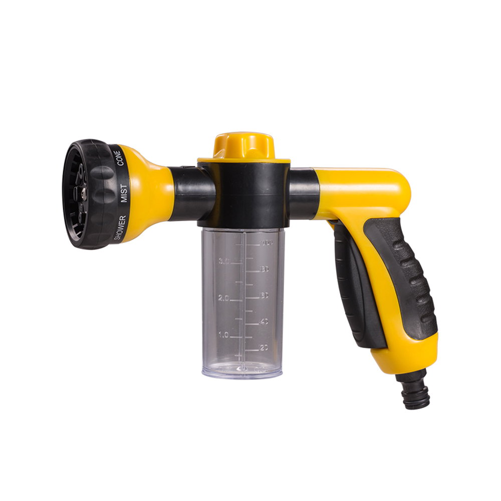 Portable Shower Spray Car Washer High Pressure Cleaning Spray Gun Water Gun(China (Mainland))