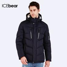 ICEbear 2016 Новая Мода мужская Одежда Ветровка Спортивная Открытый Зимние Теплые Куртки И Пальто Для Мужчин 16MD881(China (Mainland))
