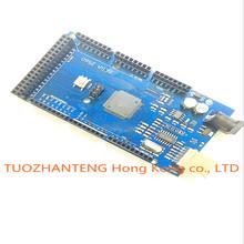 1PCS Mega2560 R3 Mega2560 REV3 (ATmega2560-16AU CH340G) Board NO USB Cable compatible [NO USB line](China (Mainland))