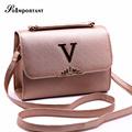 Hot Women BAO BAO Bag Famous Designer Luxury Brand Leather Handbags Women V Letter Crossbody Bag
