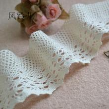 50/CM delicate beautiful cotton lace lace dress material