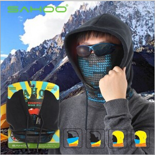 WOLFBIKE Unisex Winter Sports Fleece Thermal Cycling Cycle Bicycle Skiing Skating Motorcycle Hat Mask Headwear Scarf(China (Mainland))