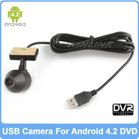 Special USB Port DVR Camera For Android 4.2/Android 4.4 Car DVD