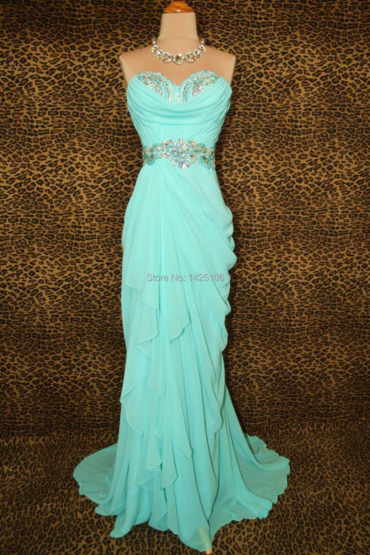 Online Get Cheap Prom Long Dress Green Mint -Aliexpress.com ...