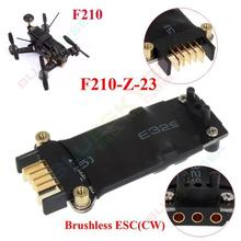 Free shipping!F210-Z-23 Racer Clockwise CW Brushless ESC for F210 RC Racing Drone New
