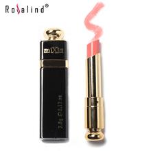 Rosalind Professional Lips Makeup 15 Colors Optional Lipstick Long-lasting Party Cosmetics Beauty Brand MIXIU(China (Mainland))