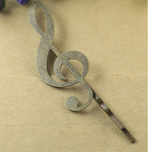 A pair retro fashion hairpins bronze plated hairgrip hair clip pins woman vintage hair accessories(China (Mainland))