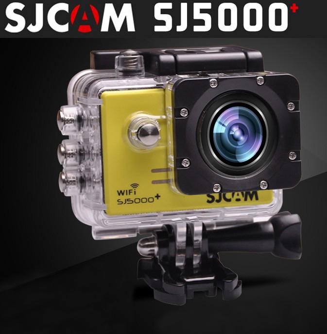 Original SJCAM SJ5000 + plus WIFI camara impermeable Extreme 1080 P Full HD Gopro SJ4000 Style Sport camera Digital videocamara(China (Mainland))