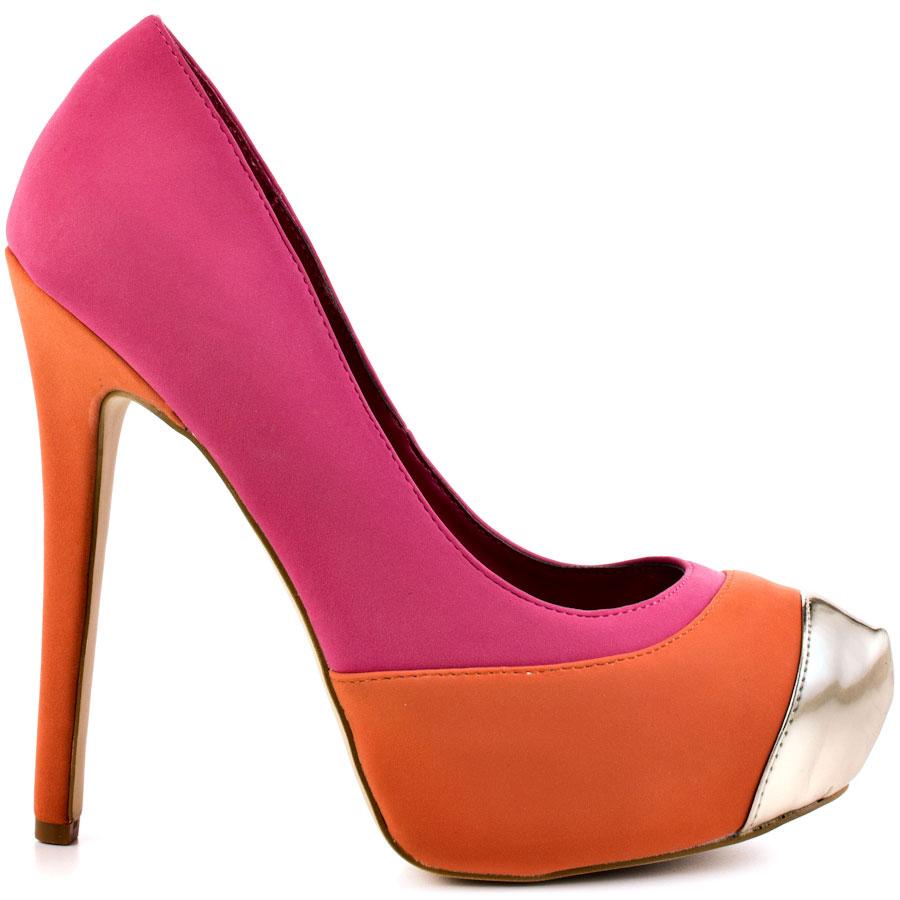 Pink Neon Heels