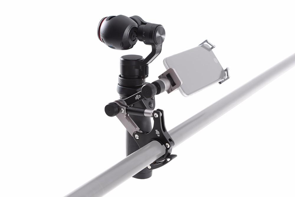 Original DJI Osmo – Osmo with Sport Accessory Kit Fully stabilized 4K, 12MP camera optimized