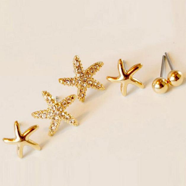 Brilliant Nice Stud Earrings For Women 2014 Ideas  TrendyOutLookCom