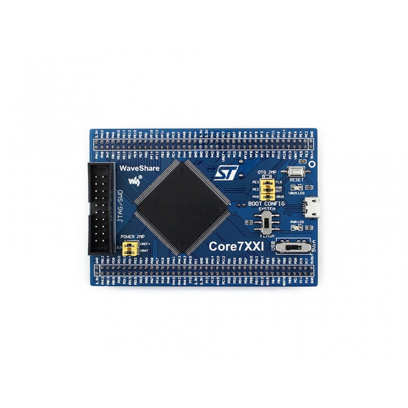 STM32 Core Board Core746I Designed For STM32F746IGT6 With Full IO Expa